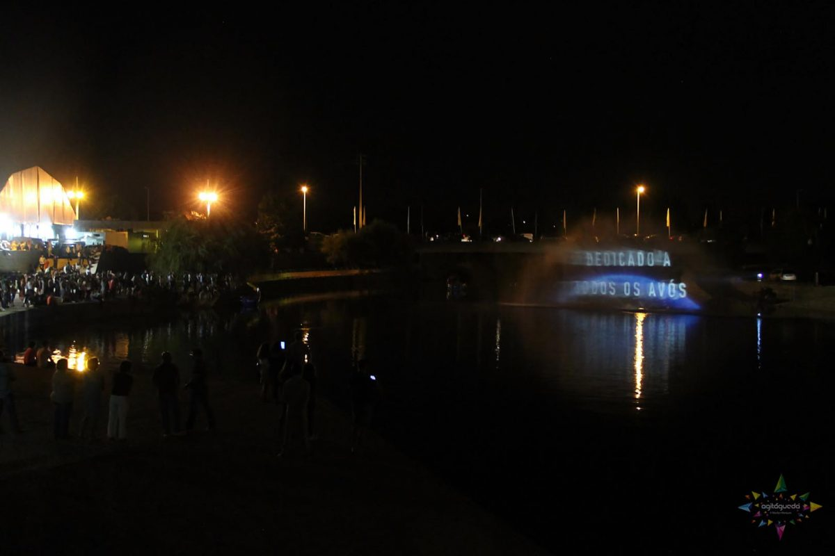 Water Projection
